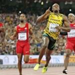 世界陸上2015北京男子200mガトリンがボルト4連覇を止めるか