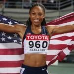 世界陸上2015 4×400リレー決勝アリソン逆転もアメリカ銀!
